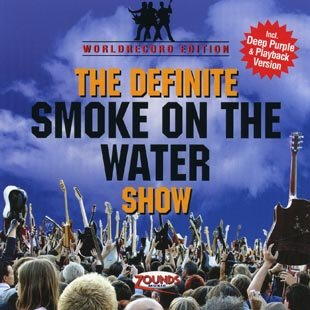 The definite smoke on the water show